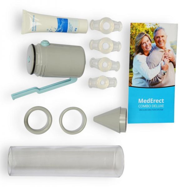premier penis erection pump kit
